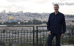 Mirko Reeh unterwegs in Israel